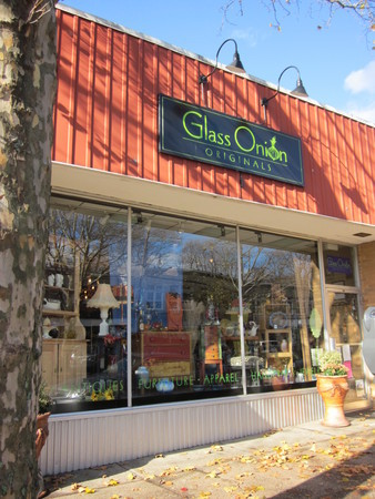 Glass Onion Store Front