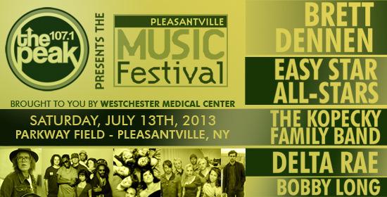 Pleasantville NY Music Festival